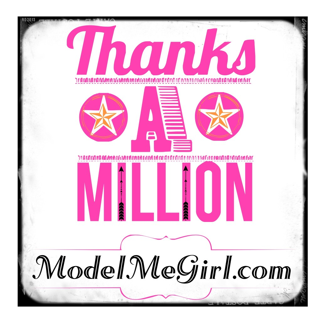 ModelMeGirl-Thanks-2013