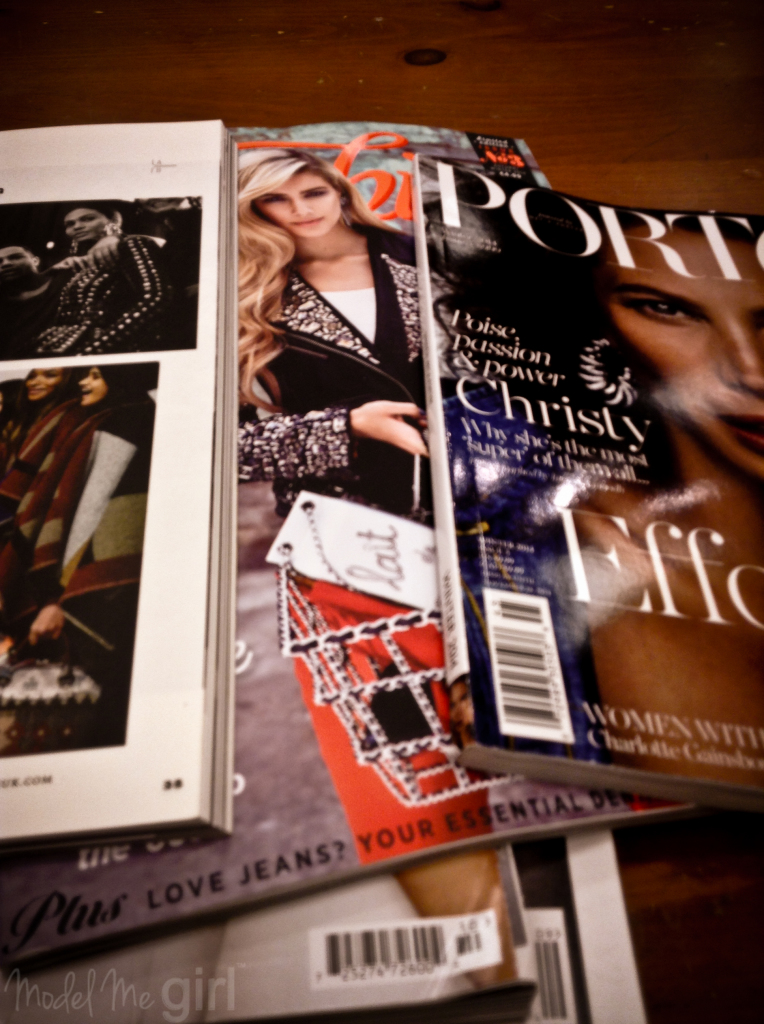 Magazines - Fashion Research 1-1