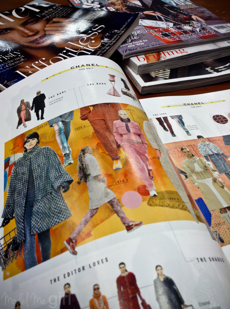 Magazines - Fashion Research 2-1