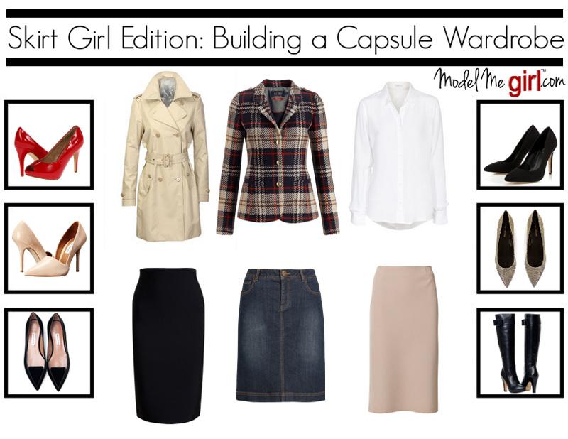 Skirt-Girl-Edition_Building-a-Capsule-Wardrobe_Part-1_Model-Me-Girl