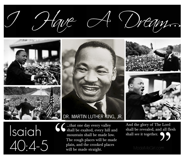 Dr. Martin Luther King Jr - I Have A Dream